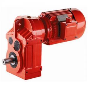 China EWF series Parallel Shaft Helical Gear Reducer/ Gear Box/ Gear Units/ Gear Motor on sale