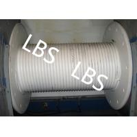 Quality Split Type Steel Wire Rope Winch Drum For Petroleum Tractor Hoist wholesale