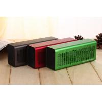 Quality best quality Rectangle shape stero sound portable Bluetooth speaker wholesale