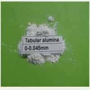 Quality Ideal Refractory Material With Good Price Tabular alumina/corundum/TA 0-0.045mm wholesale