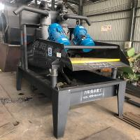 China AC Motor Recycling Equipment 0-3mm Feeding Size 80-160 M³/H Capacity on sale