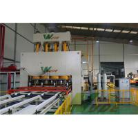 Quality Single Layer Short Cycle Lamination Line For Melamine Paper Board / MDF Board wholesale