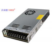 Quality Silver 30 Amp CCTV Power Supply Over Current Protection Low Ripple Noise wholesale