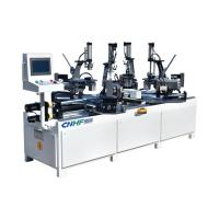 China Four Angles Nailing Joining Machine For Wooden Frame on sale