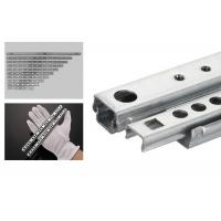 Quality 17 mm Drawing Slides self-closing single-extension undermount drawer slide wholesale