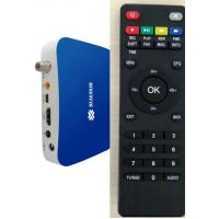 China Simple TV Set Top Box Full 1080P H.264 FTA Free To Air Set Top Box 47 - 862MHz Frequency on sale