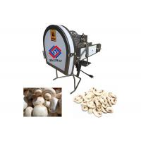 Quality Small Scale Vegetables Mushroom Slicing Machine Stainless Steel Chilli Slicer wholesale