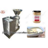 Quality Best Price Sesame Tahini Grinding Machine|Sesame Butter Grinder Price|Nut Butter Making Machine With Stainless Steel wholesale