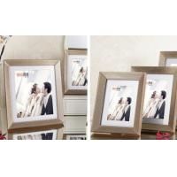 Quality Solid Paint Glass Wedding Picture Frames , 6 X 8 Antique Glass Picture Frames wholesale