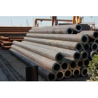 Quality 5.8M / 6M or Customer ASTM A53, BS1387, DIN2244 Tube / Round Welded Steel Pipe wholesale