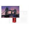 Buy cheap Tourist Souvenir 3D Lenticular Postcard London Landscape 5x7 Inches from wholesalers