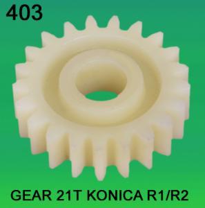 Quality GEAR TEETH-21 FOR KONICA R1,R2 minilab wholesale
