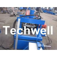 Quality 0.4 - 1.0mm Thickness Metal Steel Stud and Track Roll Former For Dry Wall Steel Roof Truss wholesale