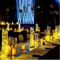 Quality Commercial Exterior Decorative LED String Lights Warm White Timer Remote Control wholesale