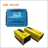Quality Blue 10A 12V solar pwm charge controller in bangladesh , pwm battery charger wholesale