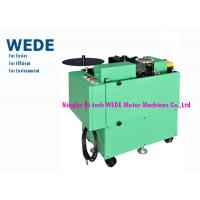 Quality AC Motor Stator Insulation Paper Inserting Machine Mechanical Model No Damage wholesale