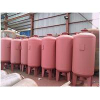 Quality Medium Pressure Natural Compressed Gas Storage Tank For Air Removing System wholesale
