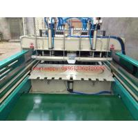 Cheap 9Kw Auto Polythene T Shirt Bag Making Machine / Equipment With Two Sealing for sale
