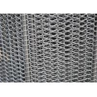 Quality 304 316 316L 430 310 Stainless Steel Wire Mesh Conveyor Belt With Chian Alkali Resistant wholesale