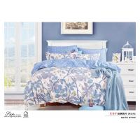 Quality Disperse Printing Cotton Polyester Bed Set King Size / Queen Size / Full Size wholesale