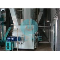 Quality Electric Feed Pellet Production Line / Animal Feed Pellet Machine 3 ~ 5t/h wholesale