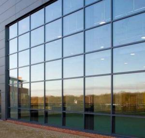 Quality aluminium curtain wall aluminium profile frame wholesale