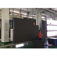 Buy cheap P10 Full Color Outdoor LED Video Wall 320mm With 160mm LED Display Screen Module product