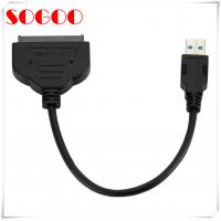 Quality USB 3.0 To SSD / 2.5 Inch SATA Cable Assembly For Hard Drive Adapter wholesale