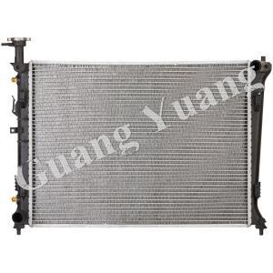 Quality Nissens 66778 Aluminium Kia Forte Radiator10-12 AT 13132 13133 OEM 25310-1M100/1M120 wholesale