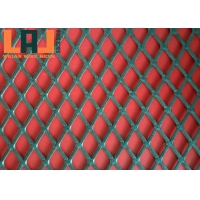 1-6mm Thickness Customized Color Painted 1060 Aluminum Expanded Wire Mesh for sale