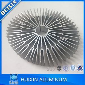China 6063T5/6061T6 Industrial Aluminium Profiles Aluminum Heat Sink/Radiator on sale