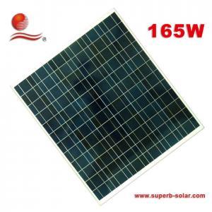 China 165W solar panel (CKPV-100W solar panel-6P36) on sale