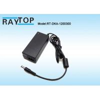 Quality OEM Switching Wall Mount AC To DC Power Adapter DC 12V 3A 36w AC100 - 240V wholesale