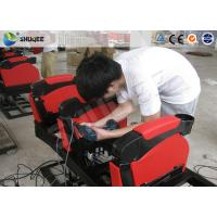 Quality Long Electronic Movie Cinema Equipment 4DM Motion Chair wholesale