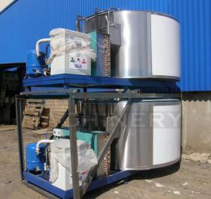 Cheap Stainless Steel Milk Tank/Milk Cooling Tank Price/Milk Cooling Equipment 500 Liter Water Tank  Milk Cooler Tank for sale