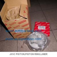 Quality WHOLESALE Hino J05C PISTON RING H07D H07C H06C EH700 Piston Pin For Hino Truck wholesale