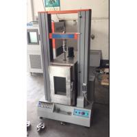 China Tensile Strength Testing Machine -40℃~Max.150℃ High and Low Temperature on sale