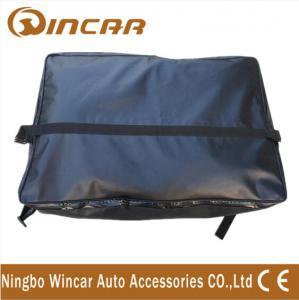 Quality 1000D Dacron Mesh PVC waterproof  Roof Top Cargo Bag Fireproof Antifreezing  rooftop cargo bag from Ningbo Wincar wholesale