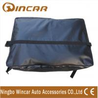 Quality 1000D Dacron Mesh PVC waterproof  Roof Top Cargo Bag Fireproof Antifreezing  rooftop cargo bag from Ningbo Wincar wholesale