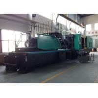 Quality Chrome Plated PVC Injection Molding Machine 18000Kn With Double Core Pulling System wholesale