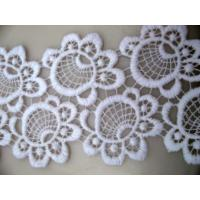 Quality wholesale embroidery lace for garment wholesale