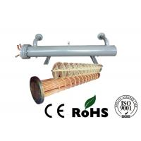 Quality Air Conditioning Unit Tube and Shell Heat Exchanger Condensing Pipe wholesale