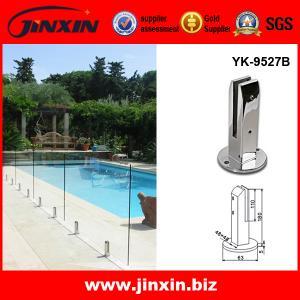 Quality JINXIN Stainless Steel Frameless Glass Spigot wholesale
