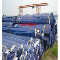 Quality EN 10297 20MNV6 Carbon Seamless Steel Pipe With  Carbon Steel Plate wholesale
