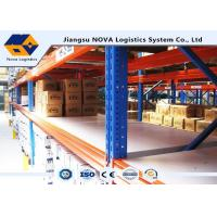 Customized Adjustable Pallet Warehouse Racking System For High Capacity Storage