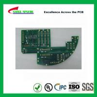 Quality 6 Layer Circuit Board Multilayer Pcb Fabrication With 315X205MM Gold Pcb Board Assembly wholesale