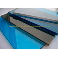 China Polycarbonate Solid Sheet Frp Roof Panels Endurance Plate Extrusion on sale