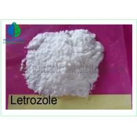 Quality CAS 112809-51-5 Letrozole / Femara Steroid Powders For Women Breast Cancer Treatment wholesale