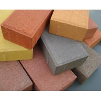 Buy cheap Plaza And Villa Perforated Concrete Pavers Paving Block Bricks For Building Decoration from wholesalers