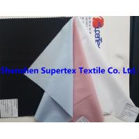 Quality 95GSM 60S 40D Stretch Cotton Fabric Poplin Garment Fabric For Work Apparel wholesale